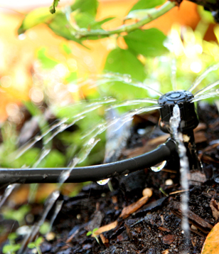 About Cloudburst Lawn Sprinkler Systems